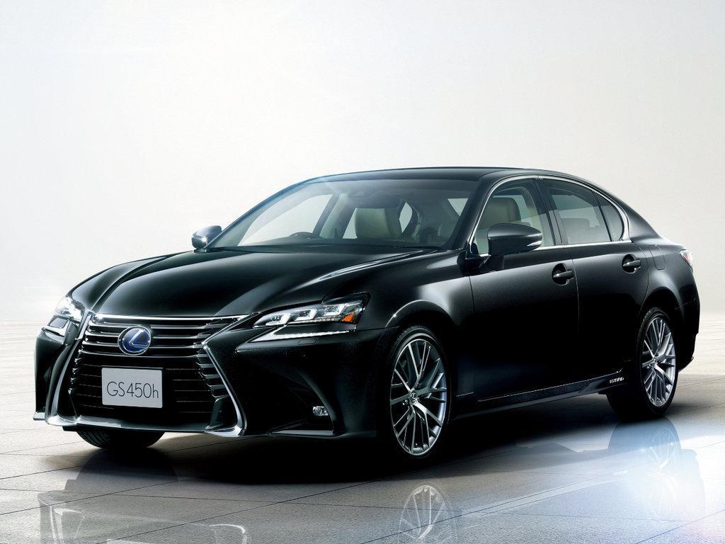 Lexus GS450h с аукциона Японии